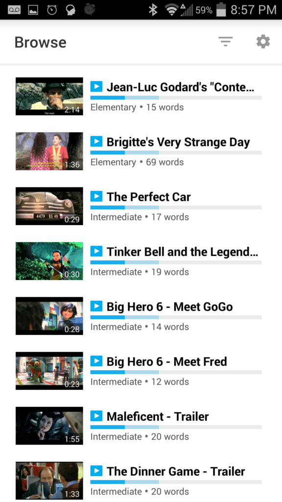 french news app android