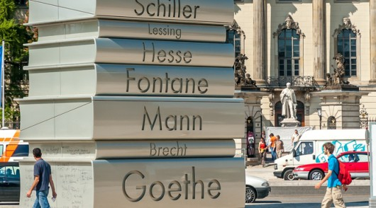 learn german reading 8 works german literature