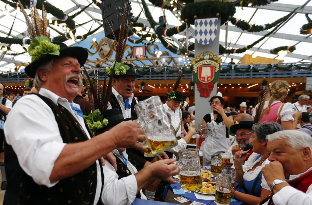 20 places germany draft Oktoberfest