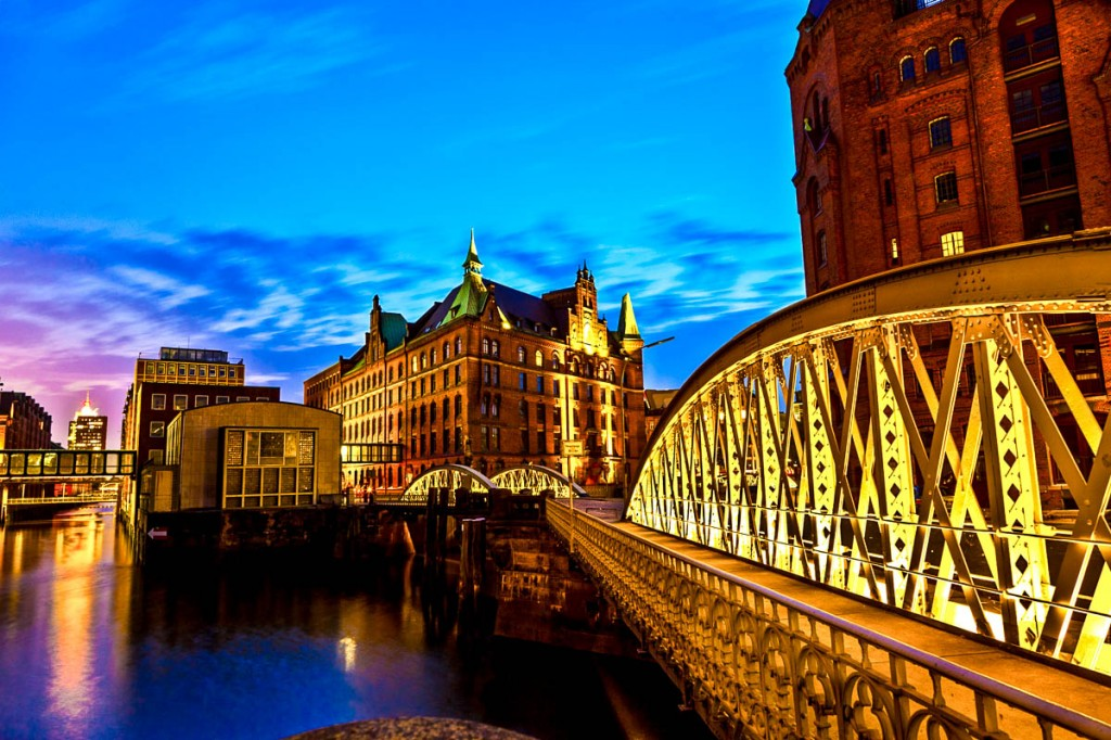 20 Places Germany Draft Speicherstadt Hamburg