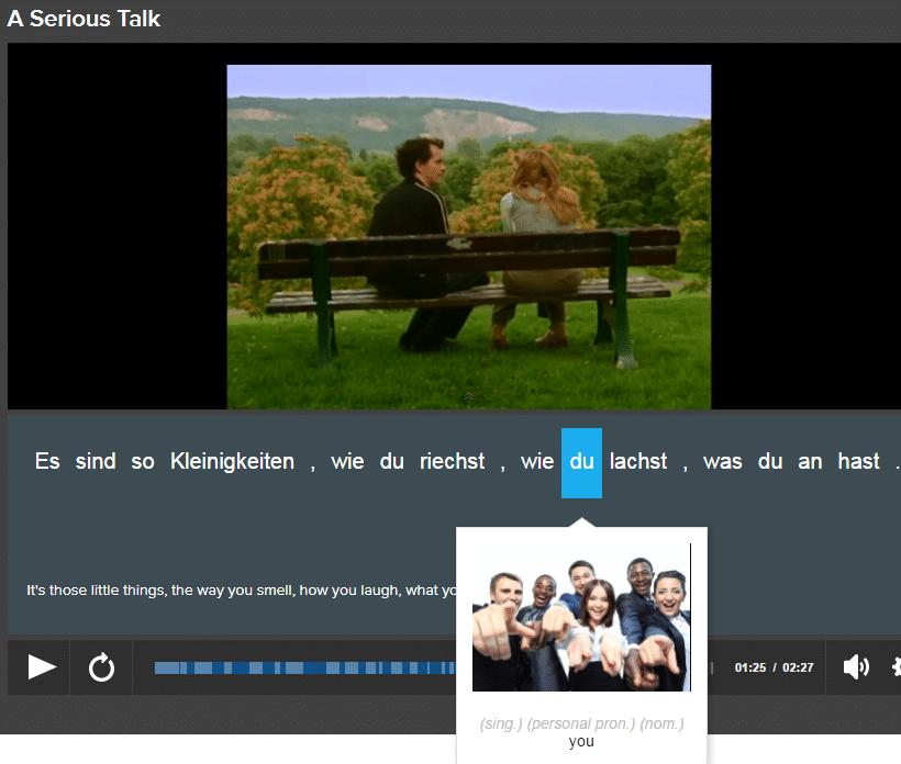 fluentu german public beta