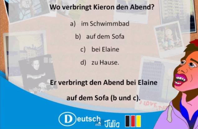 learn german youtube