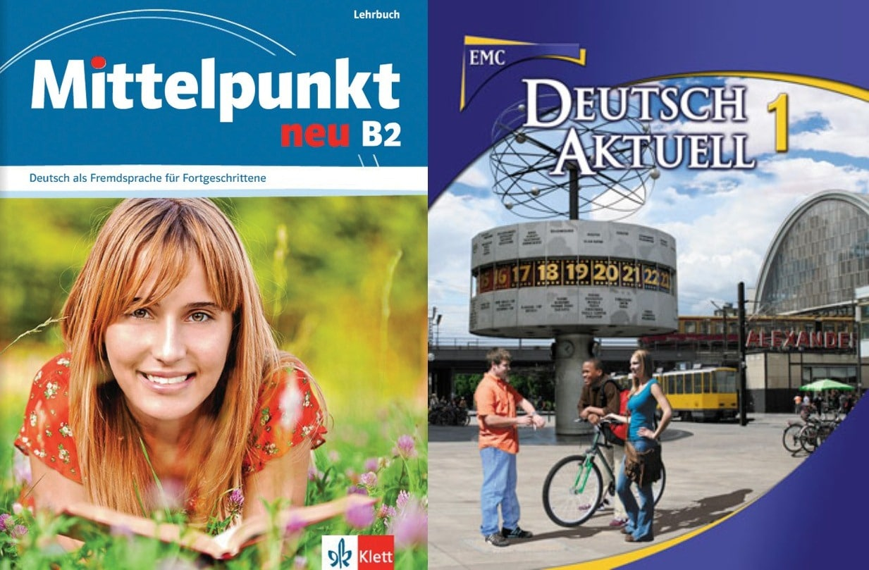 German language self-study materials/media - Stack Exchange
