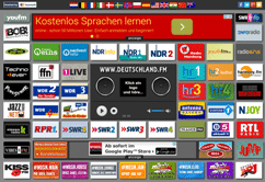 liven up your listening practice with live german radio online
