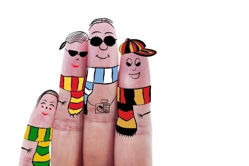 german host family