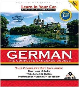 learn german in the car