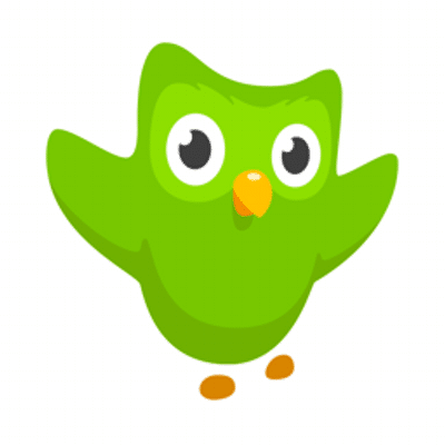 app and site to learn German Duolingo