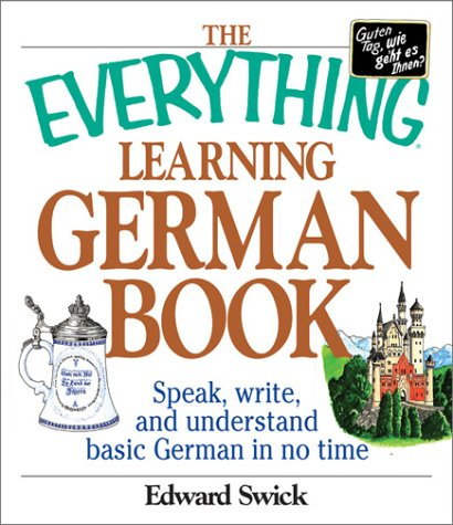 What is the best book to learn German? (A1 A2 levels)