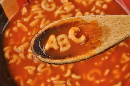German Alphabet Suppe: The Sweet and Simple Guide to German