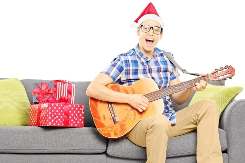 Happy christmas from bloggerman