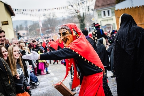 german mardi gras traditions