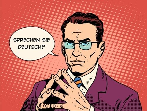 jobs that require german