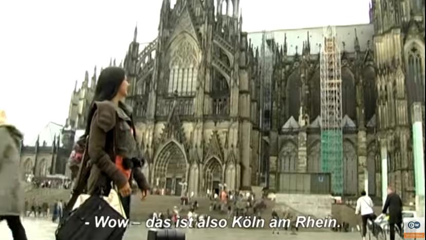 Deutsch lernen mit DW (Learning German with DW)
