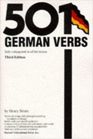 German verb books 6 titles for taking action with german verbs similar to the big yellow book of german verbs 501 german verbs offers readers a comprehensive look at some of the most common verbs fandeluxe Image collections
