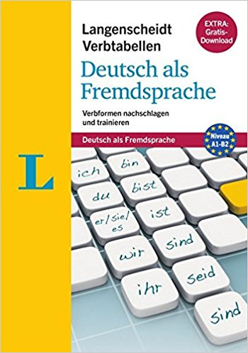 German verb books 6 titles for taking action with german verbs langenscheidt is a german publisher that specializes in language resources the claim on this particular book is that its for learners in the a1 to b2 fandeluxe Gallery
