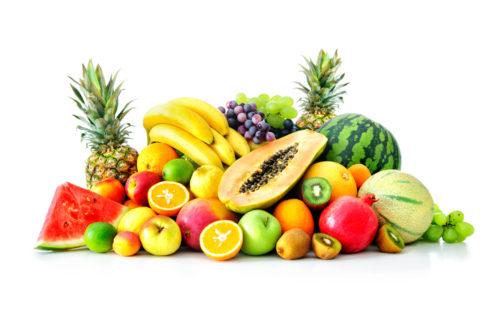 fruits in german