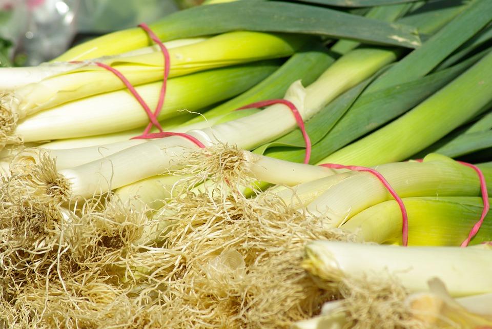 vegetables in german