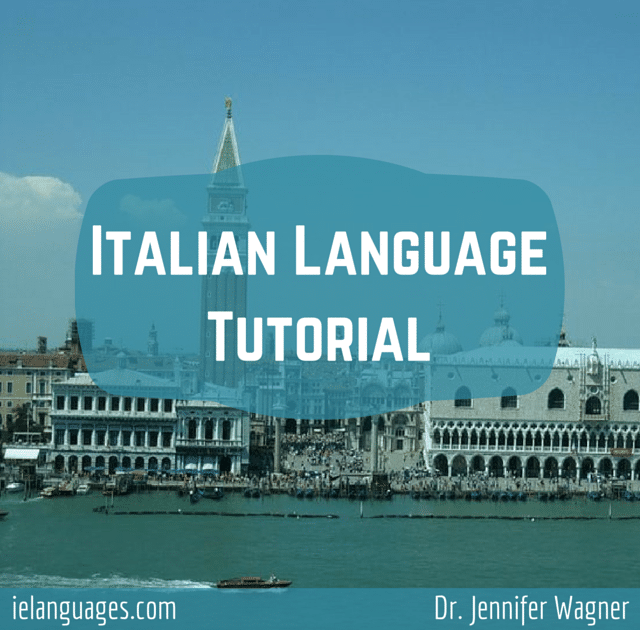Advanced Italian Lessons Online