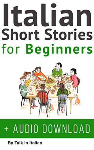 easy italian short stories for beginners
