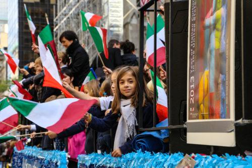italian speaking countries