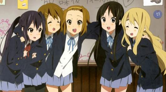 learning japanese anime