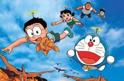 top 5 japanese kids' cartoons to boost language skills  doraemon