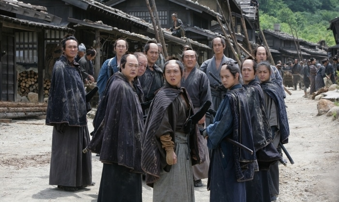 free japanese samurai movies