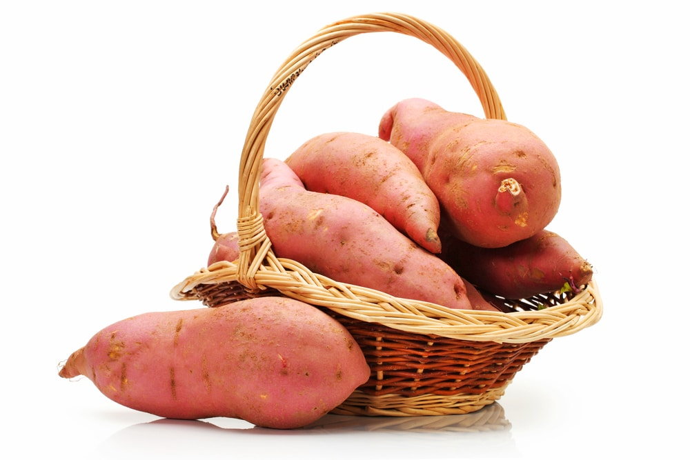 """13098de75 Even though sweet potatoes look pretty lumpy and brown, the word for """"sweet  potato"""" in Japanese is pretty cute. """"Satsumaimo"""" just kind of rolls off the  ..."""