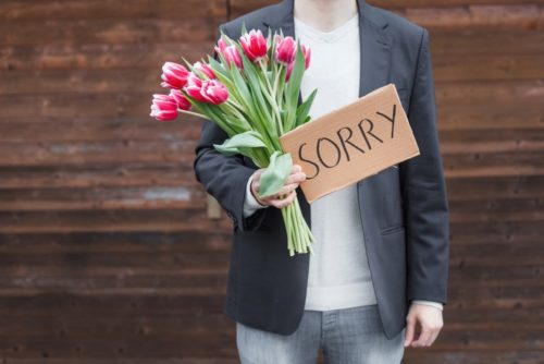 how to say sorry in japanese