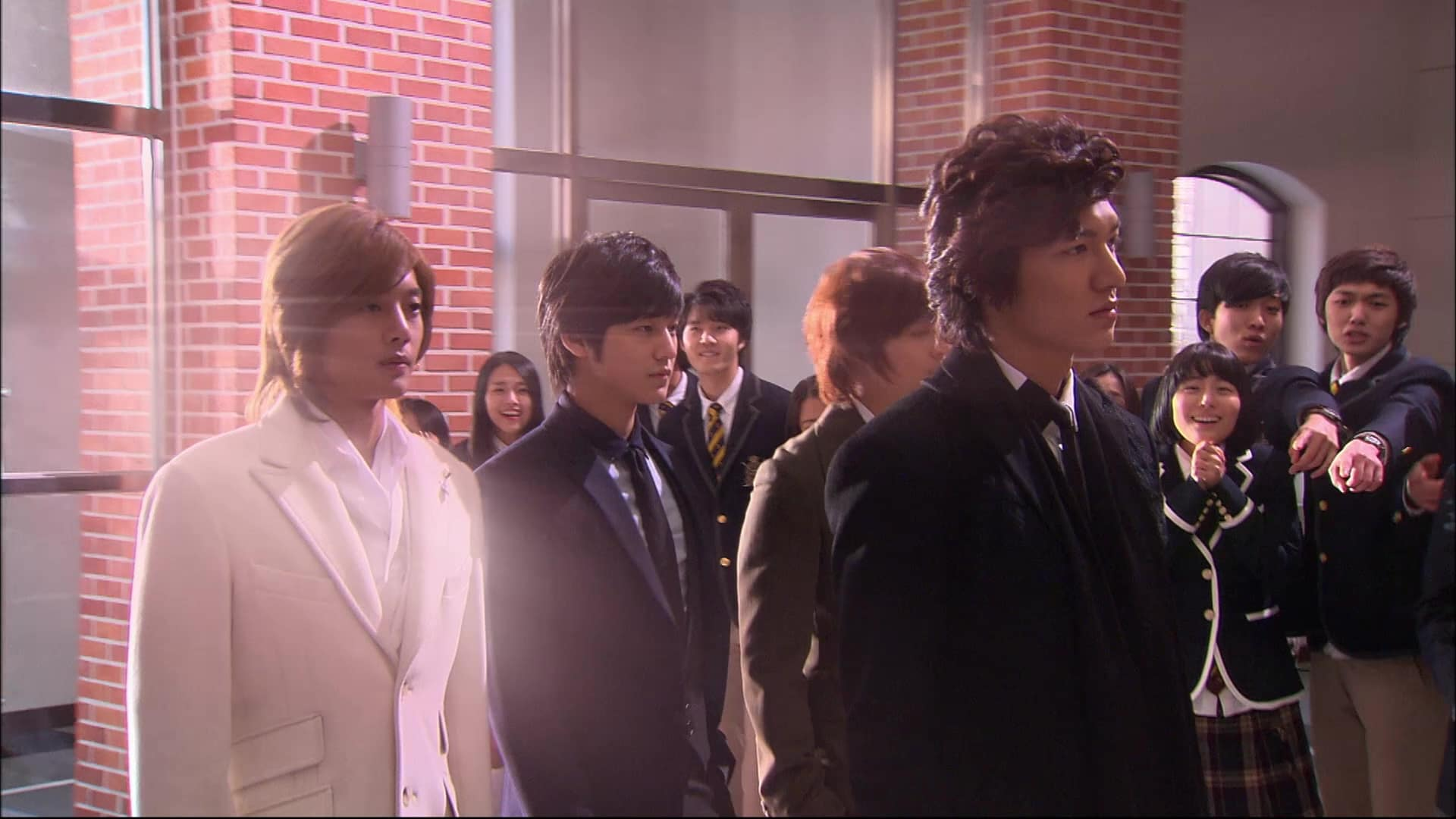 """Boys over Flowers"" is another very popular Korean teen drama following the  decadent lives of wealthy Korean heirs. It was based on the famed J-drama  ""Hana ..."