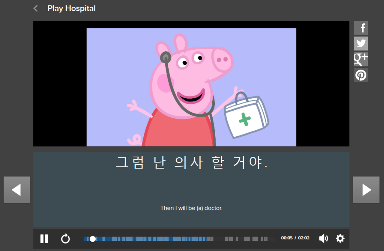 medical korean