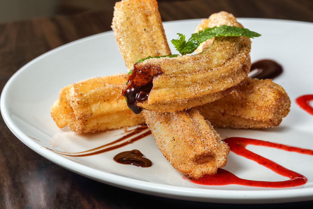 spanish restaurant vocabulary 89 words phrases Churros