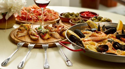 spanish restaurant vocabulary 89 words phrases