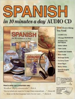 Free Online Spanish Lessons with Audio - The Spanish ...