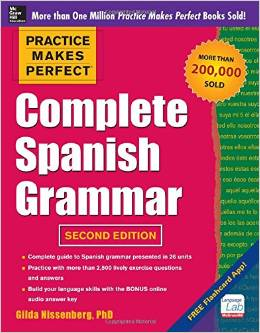 How to Learn Spanish Grammar the Unconventional Way