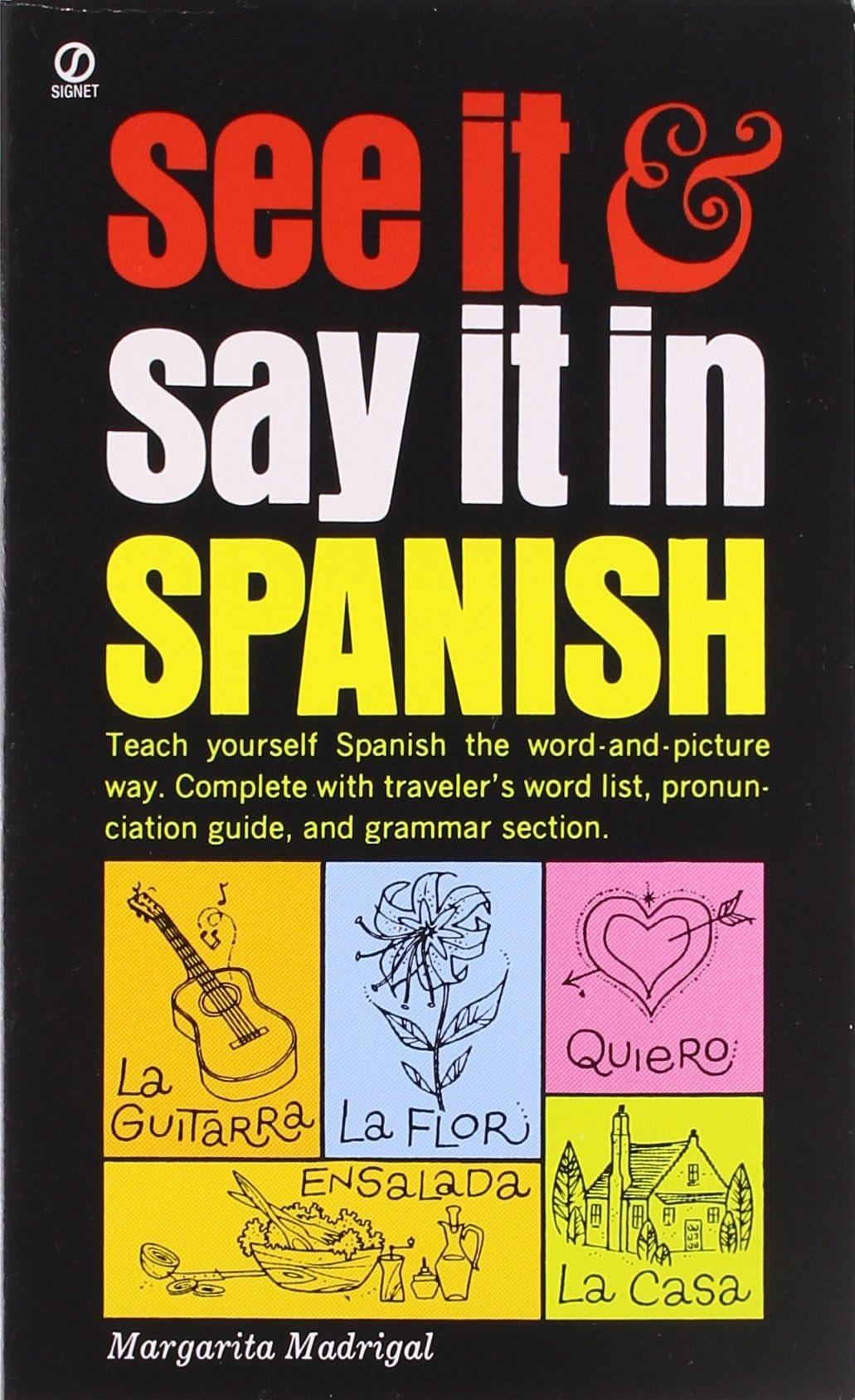 Pictures Spanish For Cute Girl: The 8 Best Books For Learning Spanish Inside And Out