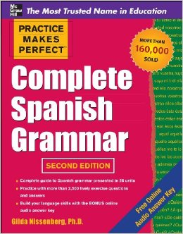 spanish learning books