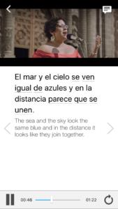 FluentU Videos with Interactive Captions