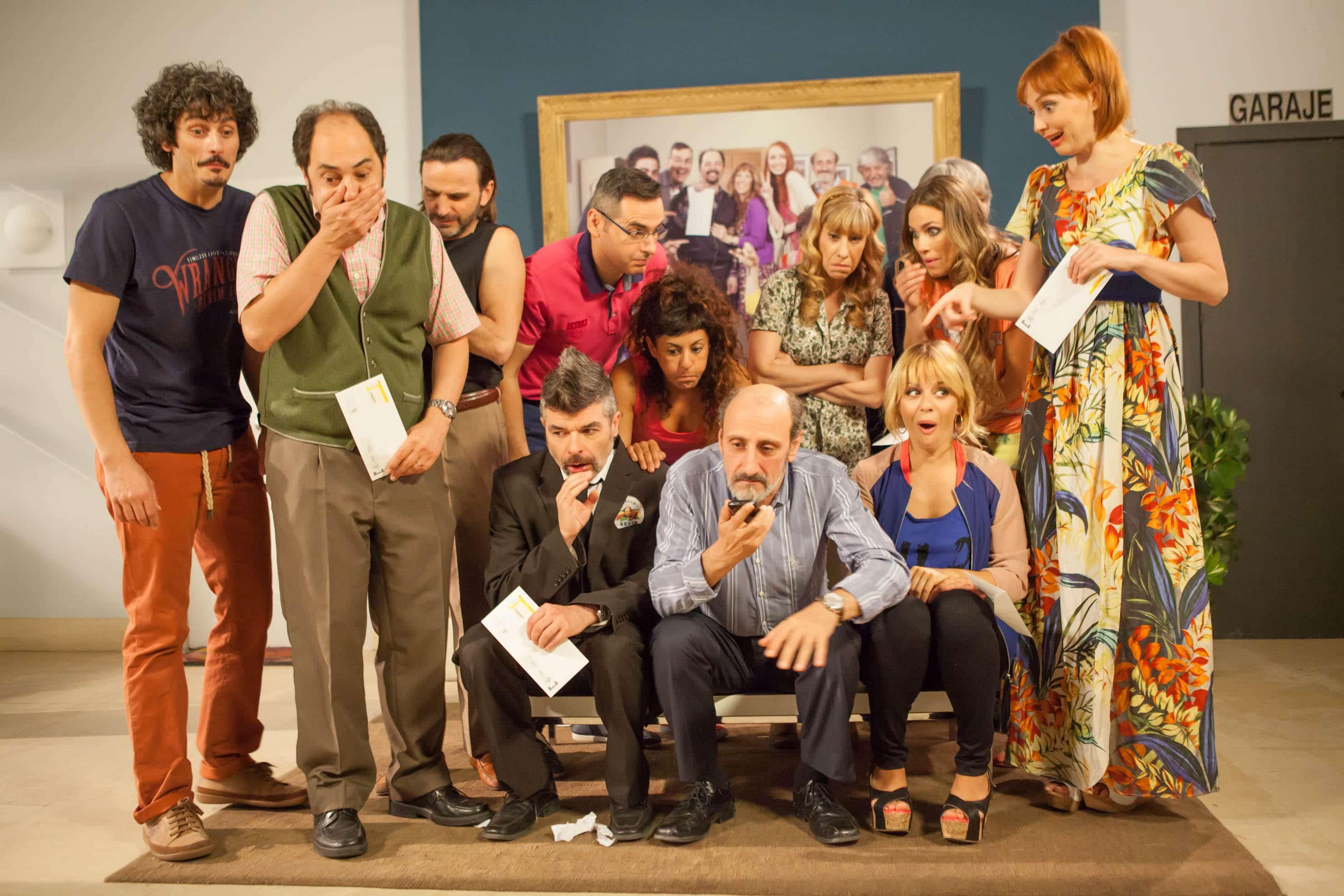 spanish comedy series