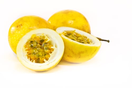 mexican fruit what is passion fruit