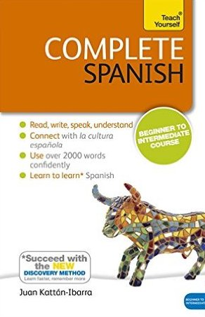 The Kindle Method of Studying Spanish in 4 Steps