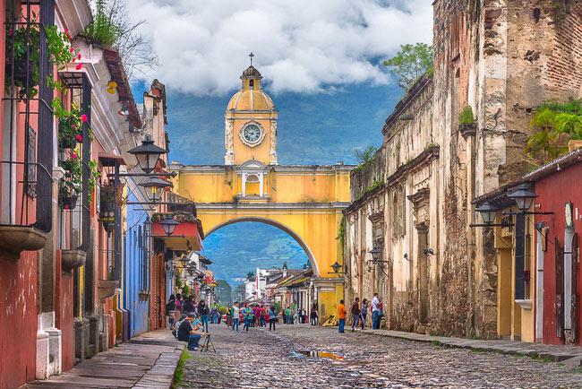 Spanish classes in Antigua,Guatemala language school courses