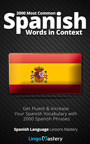 Your New Besties: 8 Spanish Frequency Dictionaries to Get