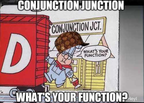 spanish-conjunctions