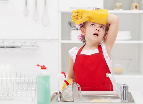 chores in spanish