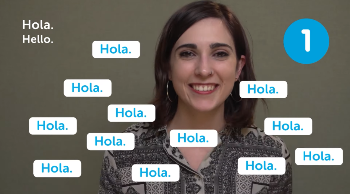 youtube spanish lessons