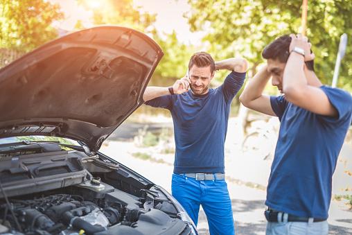 car parts in spanish