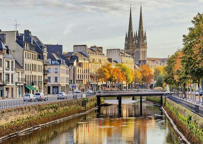 best places to live in france