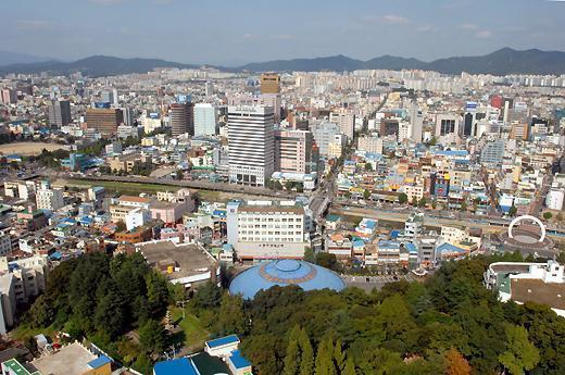 best places to live in south korea