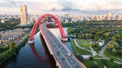 best places to live in russia
